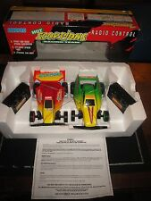 RC ECHOPRO Radio Control RACE CARS Scorpion Racing Team Front Rear Suspension