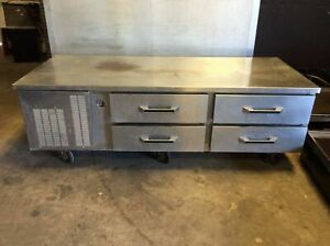 Victory GRS-2-S7 Refrigerated Chef Base