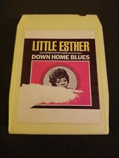 Little Esther Down Home Blues Vintage 8 Track Tape