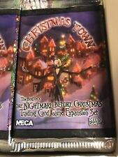 Nightmare Before Christmas Trading Card Game- Christmas Town- 1 Booster Pack