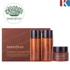 INNISFREE Cauliflower Mushroom Vital Special Kit / 3 Items Skin + Lotion + Cream