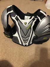Reebok 3K Lacrosse Shoulder Pads Chest Back Proctector pad And Elbow Pads Xxs