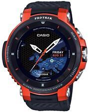 CASIO ProTrek Smart WSD-F30-RG Red GPS Men's Watch Bluetooth 2019 New in Box