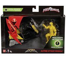 Power Rangers Super Ninja Steel Alpine Attack Vehicle - (BNIB) - 43842