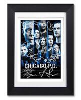 CHICAGO P.D. TV SERIES SEASON DVD CAST SIGNED POSTER PRINT PHOTO AUTOGRAPH GIFT