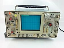 Tektronix 465 Analog Oscilloscope (POWER TESTED, SOLD AS IS)
