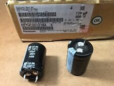 (5 pcs) EET-HC2G121BA Panasonic, 120uF 400V 20% 105*c, Snap-In Capacitor
