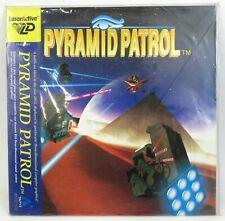 New Sealed LaserActive Laser Disc Mega LD Taito Pyramid Patrol 1993 PEASU5001