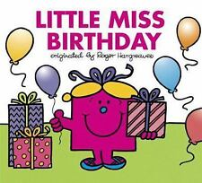 Little Miss Birthday (Mr. Men and Little Miss) Hargreaves, Roger Paperback