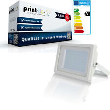 LED Floodlights 10W 6400 K IP65 Spotlight Floodlight White without Sensor
