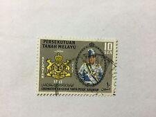 1961 Malaysia Malaya Kelantan Sultan