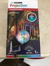 Light Show Led Red Blue Green Projection Kaleidoscope Outdoor Christmas Spotl.