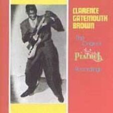 "Clarence ""Gatemouth"" - Original Peacock Recordings [New CD]"