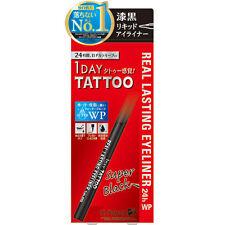 K-palette Japan 1 Day Tatoo Real Lasting Liquid Eyeliner Waterproof F161 Super Black