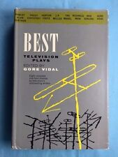 BEST TELEVISION PLAYS - FIRST EDITION GORE VIDAL EDITOR