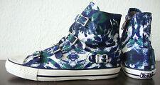 ASH VIRGIN Knöchel-Sneaker Damen Schuhe Shoes Camouflage Schnalle Gr.39 NEU