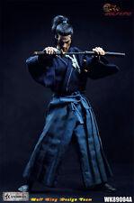 WOLFKING 1/6 action figure toys Japanese samurai Miyamoto Musashi