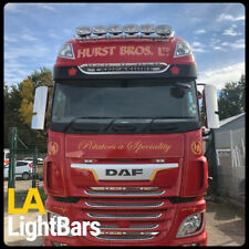 LA LIGHTBARS DAF XF106 LED GRILL STRIP (TOP & BOTTOM)