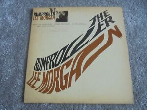 Lee Morgan - The Rumproller 1966 USA LP BLUE NOTE NYC VAN GELDER