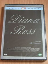 Diana Ross - Live In Concert Las Vegas NEW DVD
