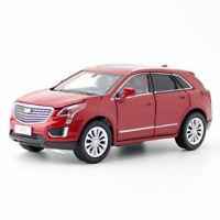 Cadillac XT5 SUV 2020 1:32 Die Cast Modellauto Auto Spielzeug Model Sammlung Rot