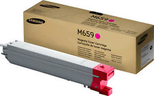 Original Samsung CLT-M659S / Els Toner Magenta CLX-8640ND 8650ND B Nouveau