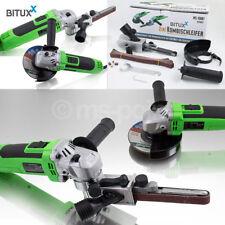 2in1 Elektrofeile 650W Fingerschleifer Winkelschleifer Trennschleifer 125mm NEU