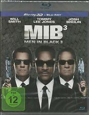 Men in Black 3 / 2-D & 3-D / Blu-Ray / NEU