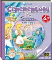 Libri Magiche Fiabe - Cenerentola (Libro+Dvd)