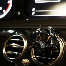 DE:BULL Premium Bulldog Perfume Diffuser Car Vent Clip Air freshener DE:PROJECT