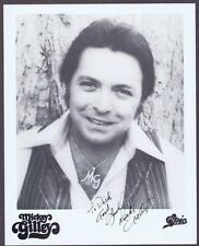 """ORIGINAL 8"""" x 10""""  PHOTO SIGNED """"MICKEY GILLEY WITH COA"""