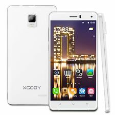 XGODY 16GB ROM Android 5.1 Smartphone 8MP 3G Unlocked Cell Phone 2 SIM 2GB RAM