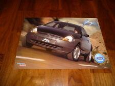 Ford Ka folleto España