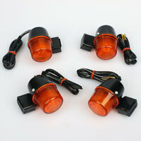 4x Frecce Indicatore per Yamaha TT 250 350 600 36X-83320-00 36X-83310-00