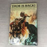 MARVEL COMICS Thor By J. Michael Straczynski Vol.1 TPB FAST DELIVERY CARD MAILER