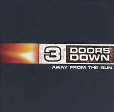 Away from the Sun [Bonus DVD] by 3 Doors Down (CD, Nov-2002, 2 Discs, Universal