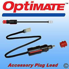 OPTIMATE & ACCUMATE TM72 CIGARETTE LIGHTER ACCESSORY PLUG TM72