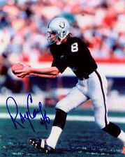 Ray Guy Oakland Raiders Football SIGNED 8x10 Photo COA!