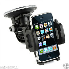 UNIVERSAL WINDSHIELD MOUNT HOLDER FOR CELLPHONE/MP3/GPS iPhone 4 4S 5