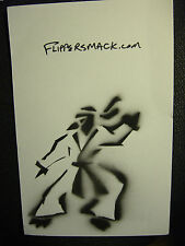 Flippersmack-Panda Days-Poorly Drawn Animals (FIALKOV)-Penguin Martial Arts-CON