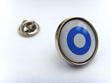 FINLAND FINNISH AIR FORCE ROUNDEL LAPEL PIN BADGE GIFT