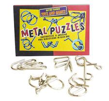 Jeux éducatifs métaux casse-têtes