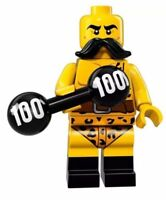 Lego New Series 17 71018 Circus Strong Man Minifigure No. 02