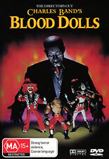 Charles Band's BLOOD DOLLS (DIRECTOR'S CUT) - FREAKY SLAUGHTER COMEDY HORROR DVD