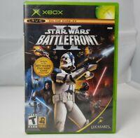 Star Wars: Battlefront II (Microsoft Xbox, 2005)