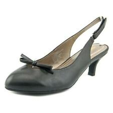 Slingbacks Kitten 100% Leather Upper Heels for Women