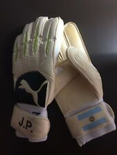 Juan Pablo Carrizo River Zaragoza match worn gloves - Guantes -no camiseta