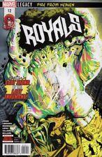 Royals #12 Comic Book 2017 Legacy - Marvel