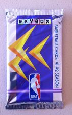 NBA Skybox Series 1 - Basketball Cards 1991/92 Pack (Sealed)