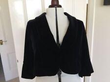Evening Dry-clean Only Velvet Coats, Jackets & Vests for Women